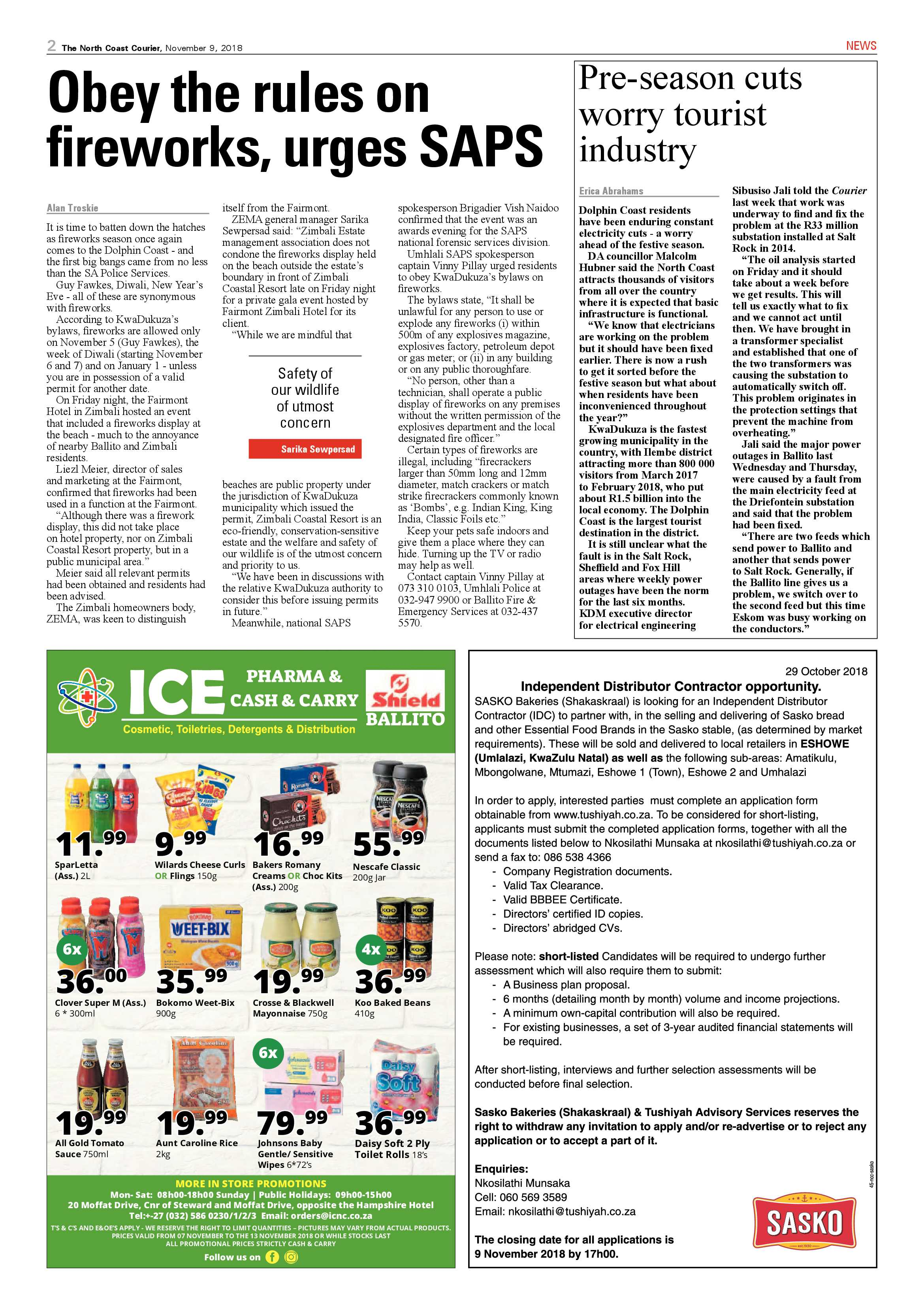 north-coast-courier-09-november-2018-epapers-page-2